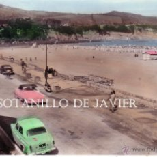 Postales: GUIPUZCOA - FUENTERRABIA - PASEO DE BUTRON. Lote 42635289
