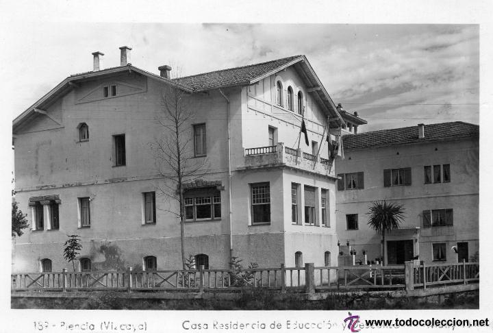 Plencia 189 casa residencia educaci n y descan comprar postales del pa s vasco en - Casas pais vasco ...