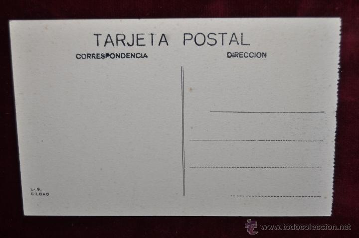 Postales: ANTIGUA POSTAL DE BILBAO. PUENTE Y SOCIEDAD BILBAINA. SIN CIRCULAR - Foto 2 - 43005745