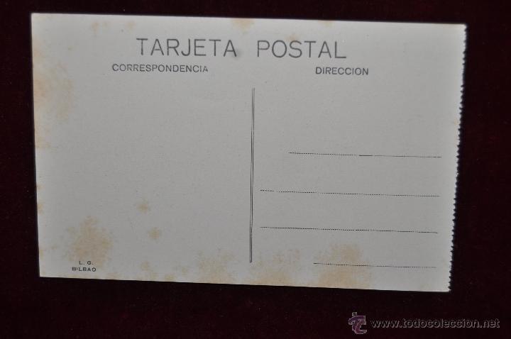 Postales: ANTIGUA POSTAL MUELLES DE SANTURCE. VIZCAYA. SIN CIRCULAR - Foto 2 - 43007072