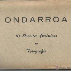 Postales: ONDARROA-VIZCAYA. Lote 43027264