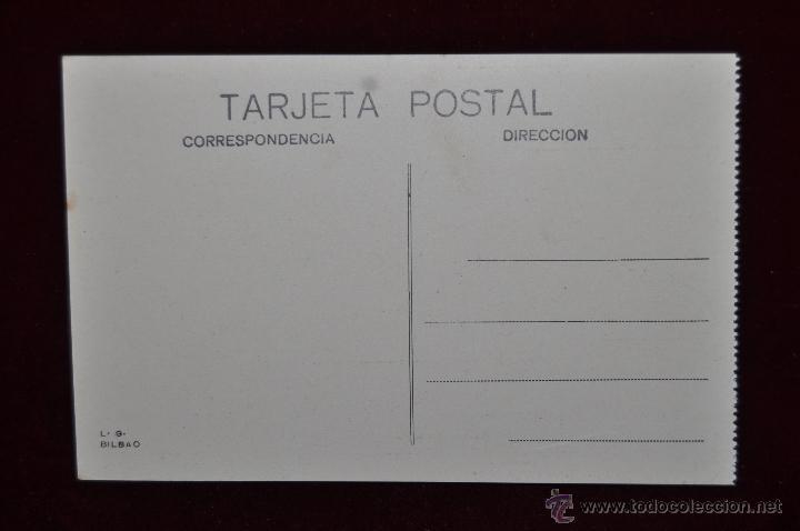 Postales: ANTIGUA POSTAL DE BILBAO. NUEVOS MUELLES. SIN CIRCULAR - Foto 2 - 43047831