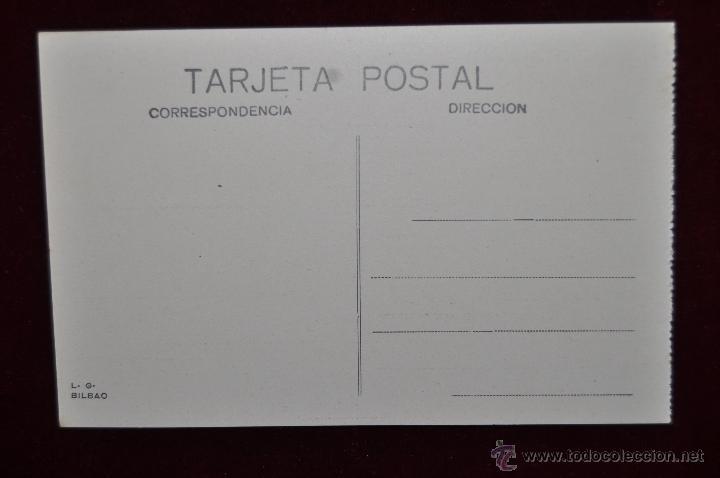 Postales: ANTIGUA POSTAL DE BILBAO. EL ARENAL Y RIPA. SIN CIRCULAR - Foto 2 - 43047857