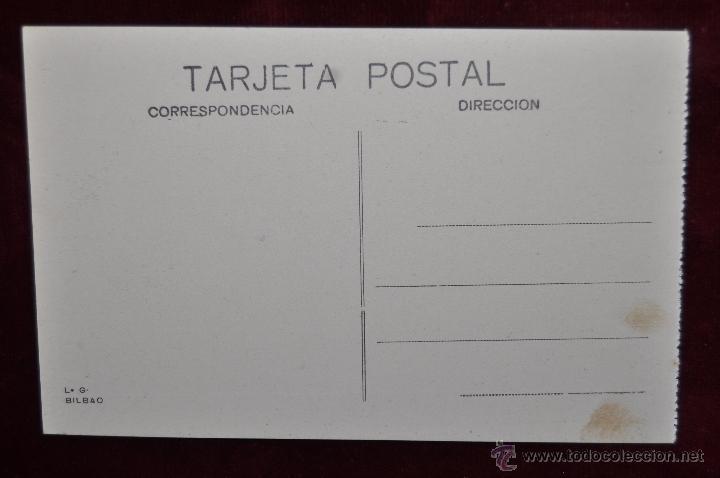 Postales: ANTIGUA POSTAL DE BILBAO. EL ARENAL. SIN CIRCULAR - Foto 2 - 43047885