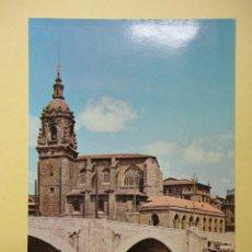 Cartes Postales: PUENTE SAN ANTÓN. BILBAO. VIZCAYA. Lote 43401274