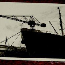 Postales: FOTOGRAFIA DE BILBAO (VIZCAYA).- AÑOS 50 - MIDE 10,3 X 7,3 CMS.. Lote 43532651