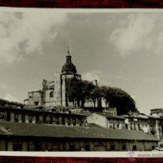Postales: FOTOGRAFIA DE PORTUGALETE (VIZCAYA).- AÑOS 50 - MIDE 10,3 X 7,3 CMS.. Lote 43533425