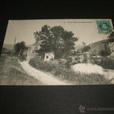 Postales: MARTUTENE GUIPUZCOA UNA VISTA. Lote 43534825