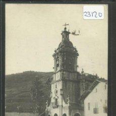 Postales: TOLOSA - ROMERIA DE SAN BARTOLOME EN YBARRA - CLICHE P.ARRIETA - (23120). Lote 43633869