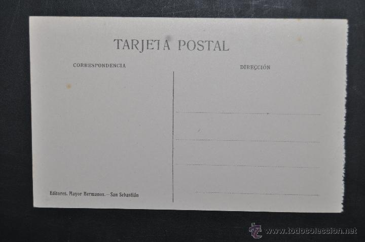 Postales: ANTIGUA POSTAL DE SAN SEBASTIAN. CALLE DE HERNANI. SIN CIRCULAR - Foto 2 - 43725786