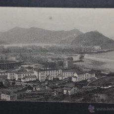 Postales: ANTIGUA POSTAL DE SAN SEBASTIAN. VISTA GENERAL TOMADA DESDE EL MONTE ULIA. ED. GRAFOS. SIN CIRCULAR. Lote 43726804