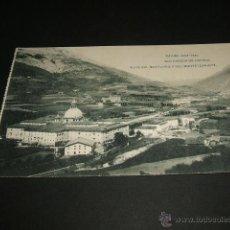 Postales: SAN IGNACIO DE LOYOLA GUIPUZCOA VISTA DEL SANTUARIO Y DEL MONTE IZAR-AITZ. Lote 43811763