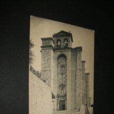 Postales: PASAJES GUIPUZCOA LA IGLESIA DE SAN JUAN. Lote 43811863