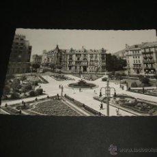 Postales: BILBAO PLAZA DE FEDERICO MOYUA. Lote 43818791