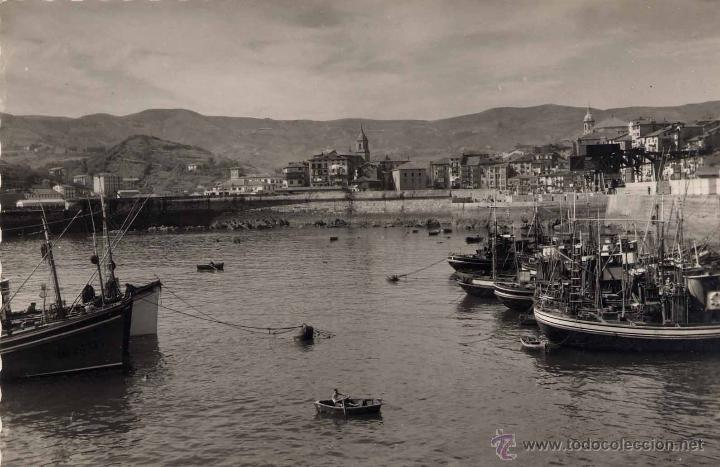 BERMEO (VIZCAYA).- VISTA PARCIAL (Postales - España - País Vasco Moderna (desde 1940))
