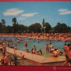 Postales: VITORIA. PISCINA DE GAMARRA. 1965.. Lote 44026507