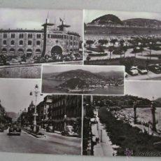 Postales: POSTAL DE SAN SEBASTIAN (CIRCULADA, DEP LEG 1960, MANIPEL). Lote 44086115