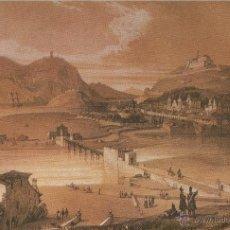 Postales: POSTAL-MUSEO SAN TELMO DE SAN SEBASTIAN-GRABADO DEL ARTISTA INGLES WILKINSÖN 18235. Lote 44106921