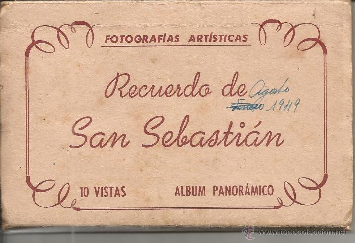 SANSEBASTIAN (Postales - España - País Vasco Moderna (desde 1940))