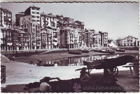 BERMEO (VIZCAYA) VISTA PARCIAL. EDS. MAITE, BILBAO. (Postales - España - País Vasco Moderna (desde 1940))