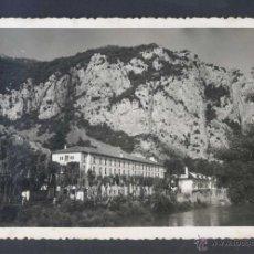 Postales: SOBRÓN. FOTO TAMAÑO POSTAL. CIRCULADA 1956.. Lote 45112198