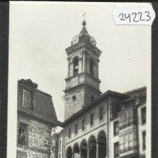 Postales: VITORIA - 42 - IGLESIA SAN VICENTE - FOTOGRAFICA ARRIBAS -(24223). Lote 45199305
