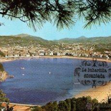 Postales: POSTAL - GUIPUZCOA - SAN SEBASTIAN MONTE IGUELDO 1978 - GALARZA - ESCRITA. Lote 45338331