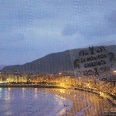Postales: POSTAL - GUIPUZCOA - SAN SEBASTIAN PLAYA CONCHA - MANIPEL - CIRCULADA SELLO 1993. Lote 45340042