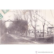 Postales: IRUN GUIPUZCOA PLAZA DEL ENSANCHE. Lote 45392801