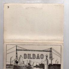 Postales: BLOC DE 10 POSTALES DE BILBAO EDICIONES GARCIA GARRABELLA Y CIA VER FOTOS ADICIONALES. Lote 45553664