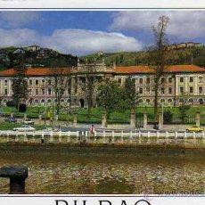 Postales: BILBAO UNIVERSIDAD COMERCIAL DE DEUSTO MB EDITORES S.L. ESCRITA CIRCULADA SELLO . Lote 45654991