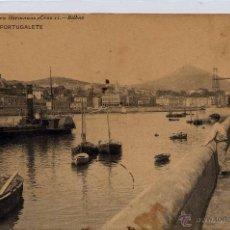 Postales: BILBAO.-PORTUGALETE. Lote 45683931