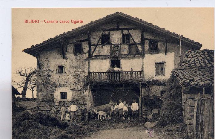 Bilbao caser o vasco ugarte comprar postales antiguas - Caserios pais vasco ...
