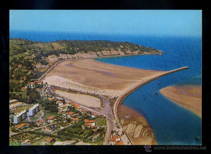 HONDARRIBIA *VISTA AÉREA* ED. ALARDE Nº 352. NUEVA. (Postales - España - País Vasco Moderna (desde 1940))