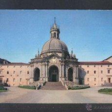 Postales: AZPEITIA *SANTUARIO DE LOYOLA...* ED. HIJA DE J. IRAZU. ESCRITA.. Lote 45911551