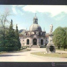 Postales: AZPEITIA *SANTUARIO DE LOYOLA...* ED. HIJA DE J. IRAZU. NUEVA.. Lote 45911560
