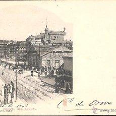 Postales: POSTAL BILBAO-PUENTE DEL ARENAL EDITA LANDABURU HNAS. FOT HAUSER NUM.224 AÑO 1901. Lote 45914395