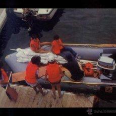 Postales: HONDARRIBIA *ALBERGUE...* COLECCIÓN VACACIONES 1981-82 Nº 13. NUEVA.. Lote 45948091