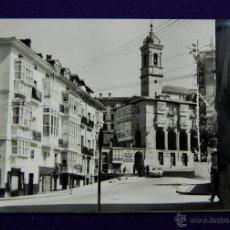 Postales: POSTAL DE VITORIA (ALAVA). Nº36 CUESTA DEL BANCO DE ESPAÑA. EDICONES PARIS. AÑOS 50. Lote 46000222