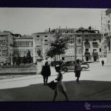 Postales: POSTAL DE VITORIA (ALAVA). Nº38 CALLE OLAGUIBEL. EDICONES PARIS. AÑOS 50. Lote 46000295