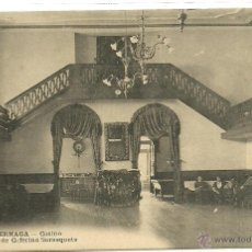 Postkarten - (PS-42798)POSTAL DE URBERNAGA-CASINO PROPIEDAD DE CEFERINO SARASQUETA - 46216873