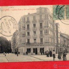 Postales: VITORIA. CADETA ELENA Y GENERAL LOMA. THOMAS. Lote 46225804