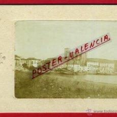 Postales: TAMAÑO POSTAL , FOTO ZUMAYA , VISTA PARCIAL , ANTIGUA FOTOGRAFICA , ALBUMINA , ORIGINAL,L. Lote 46330374