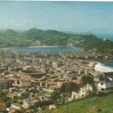 Postales: ** P208 - POSTAL - SAN SEBASTIAN - VISTA GENERAL DESDE ULIA - CIRCULADA. Lote 46416614