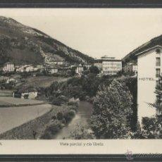 Postales: ZESTOA - CESTONA - VISTA PARCIAL Y RIO UROLA - P4091. Lote 46475311