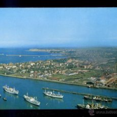 Postais: RIA DE BILBAO *VISTA AÉREA. DESEMBOCADURA* ED. ALARDE Nº 442. NUEVA.. Lote 181618942