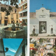 Postales: LOTE DE 20 POSTALES ANDALUZAS TODAS SIN CIRCULAR. Lote 46797129
