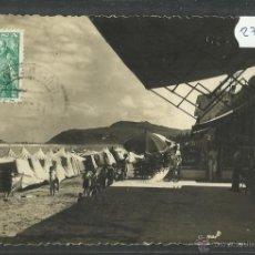Postales: ZARAUZ - TERRAZAS DE LA PLAYA - MANIPEL (27796). Lote 46904066