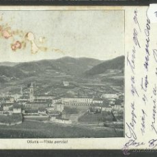 Postales: OÑATE - VISTA PARCIAL - FOT· M.Z - REVERSO SIN DIVIDIR (27800). Lote 46904125