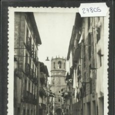 Postales: GUETARIA - CALLE MAYOR - FOT· GAR (27805). Lote 46904206